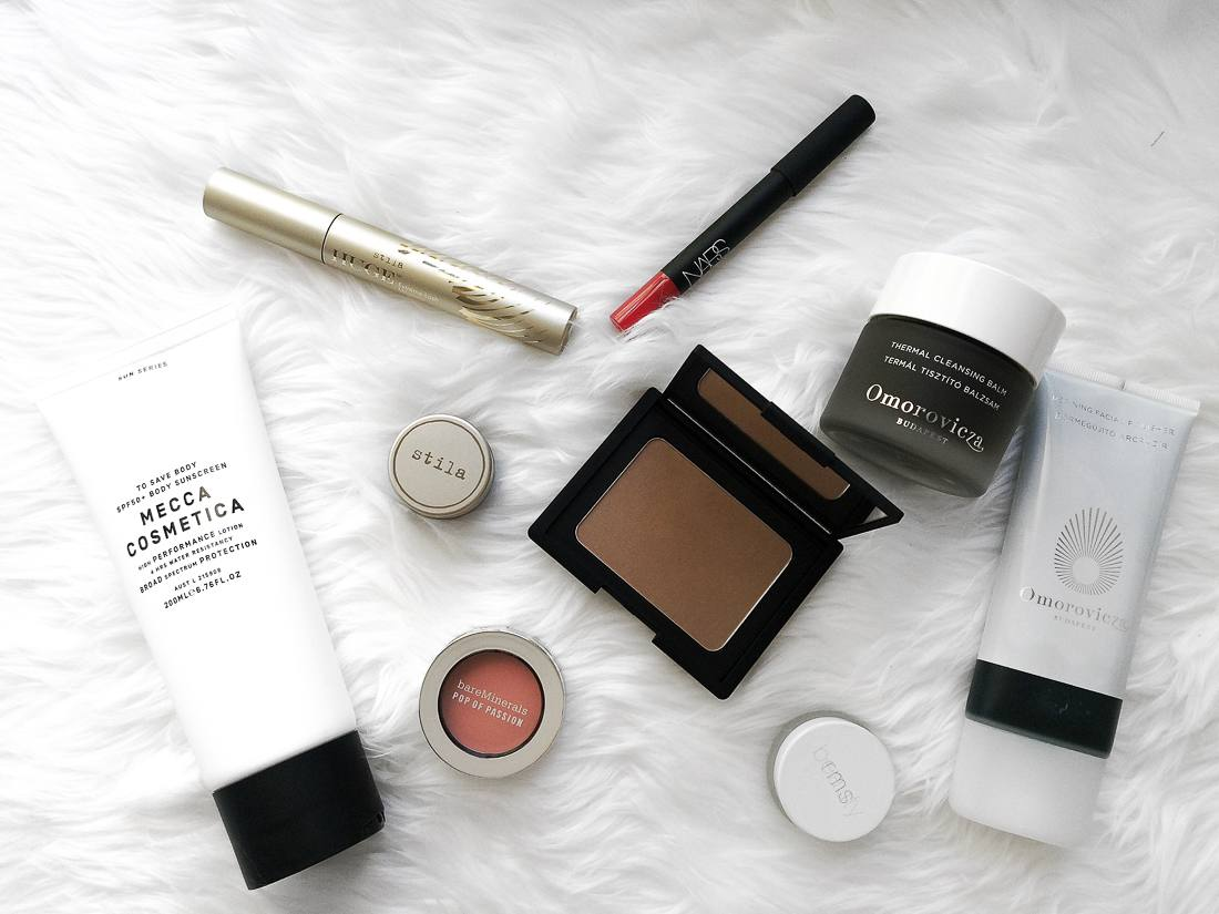 Best Mecca makeup products