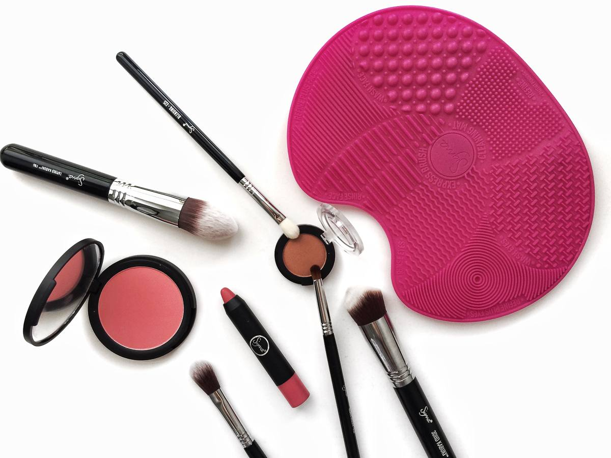 Best brushes from Sigma beauty