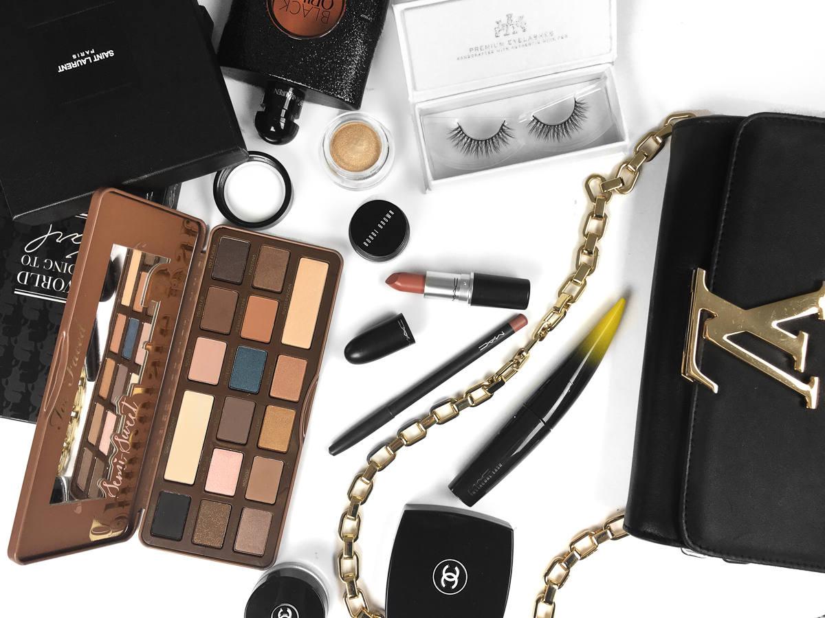 Spring racing makeup tutorial