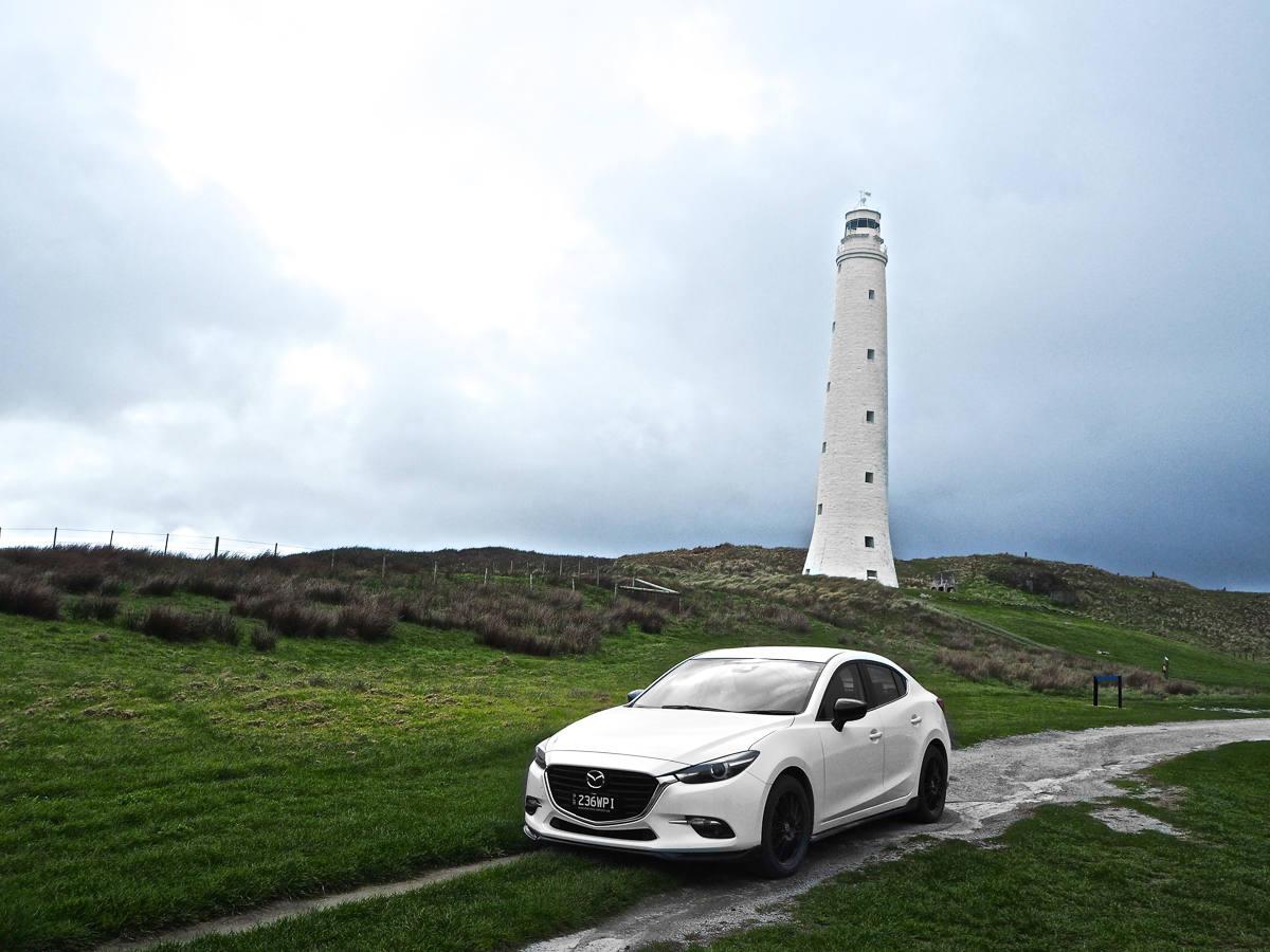 Mazda 3 2016 King Island
