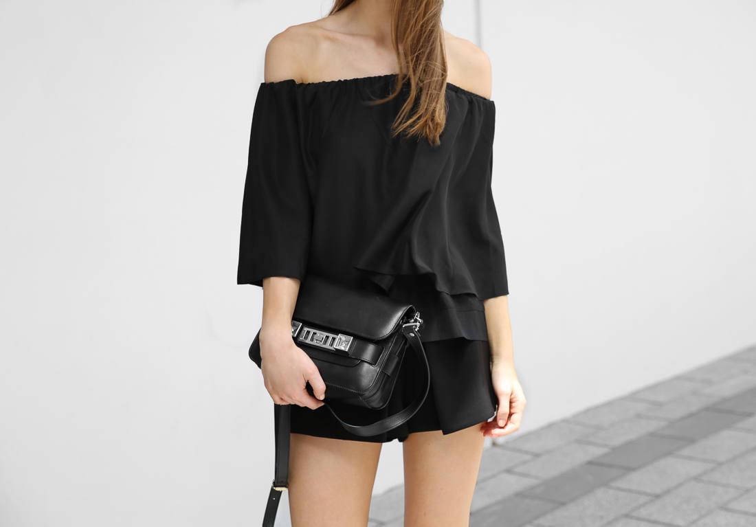 Proenza Schouler PS11 Mini outfit