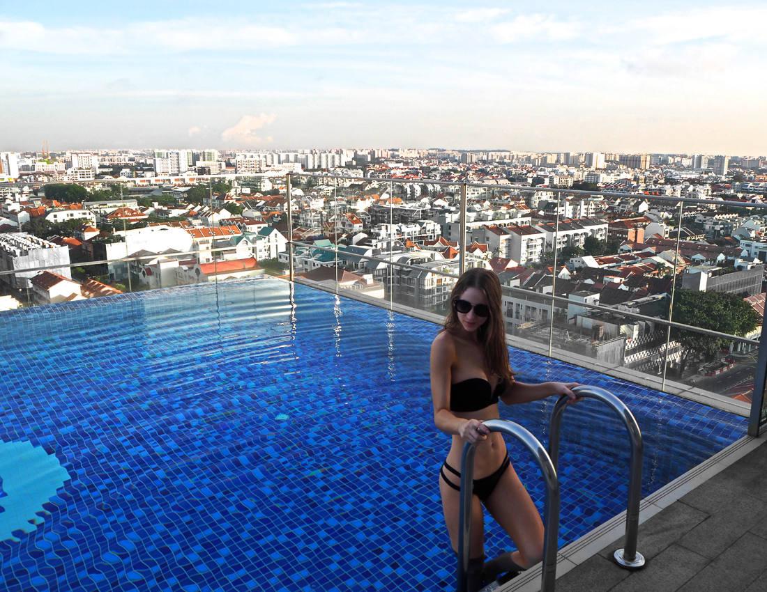Singapore City Guide Hotel Indigo
