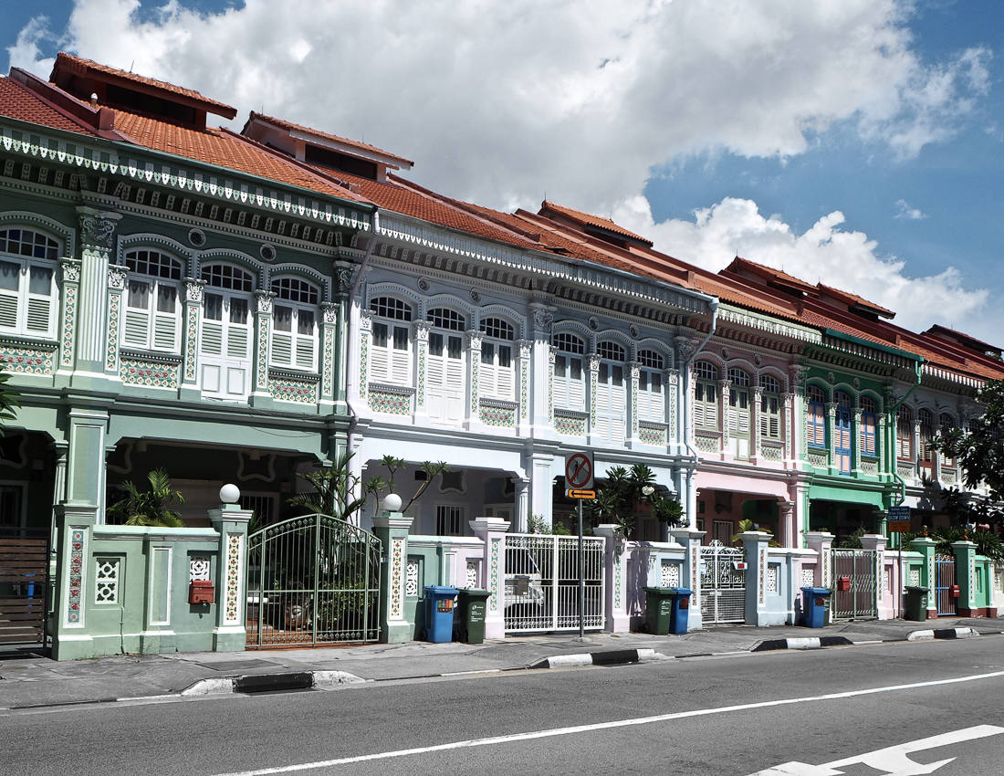 Singapore City Guide Katong