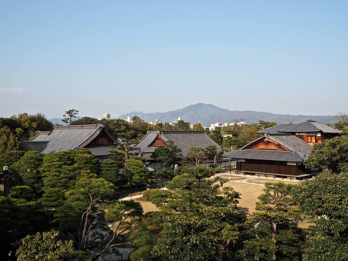 Nino Castle Kyoto