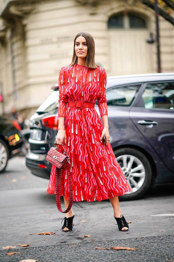 20 Midi Dresses For Spring From Luxe With Love