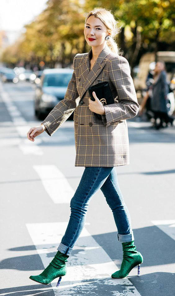 plaid-blazer-street-style-45.jpg (564×952)