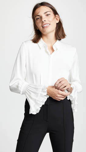 018b85f0 Wardrobe Staple: The White Shirt - FROM LUXE WITH LOVE