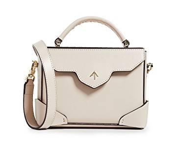 MANU Atelier Micro Bold Top Handle Bag