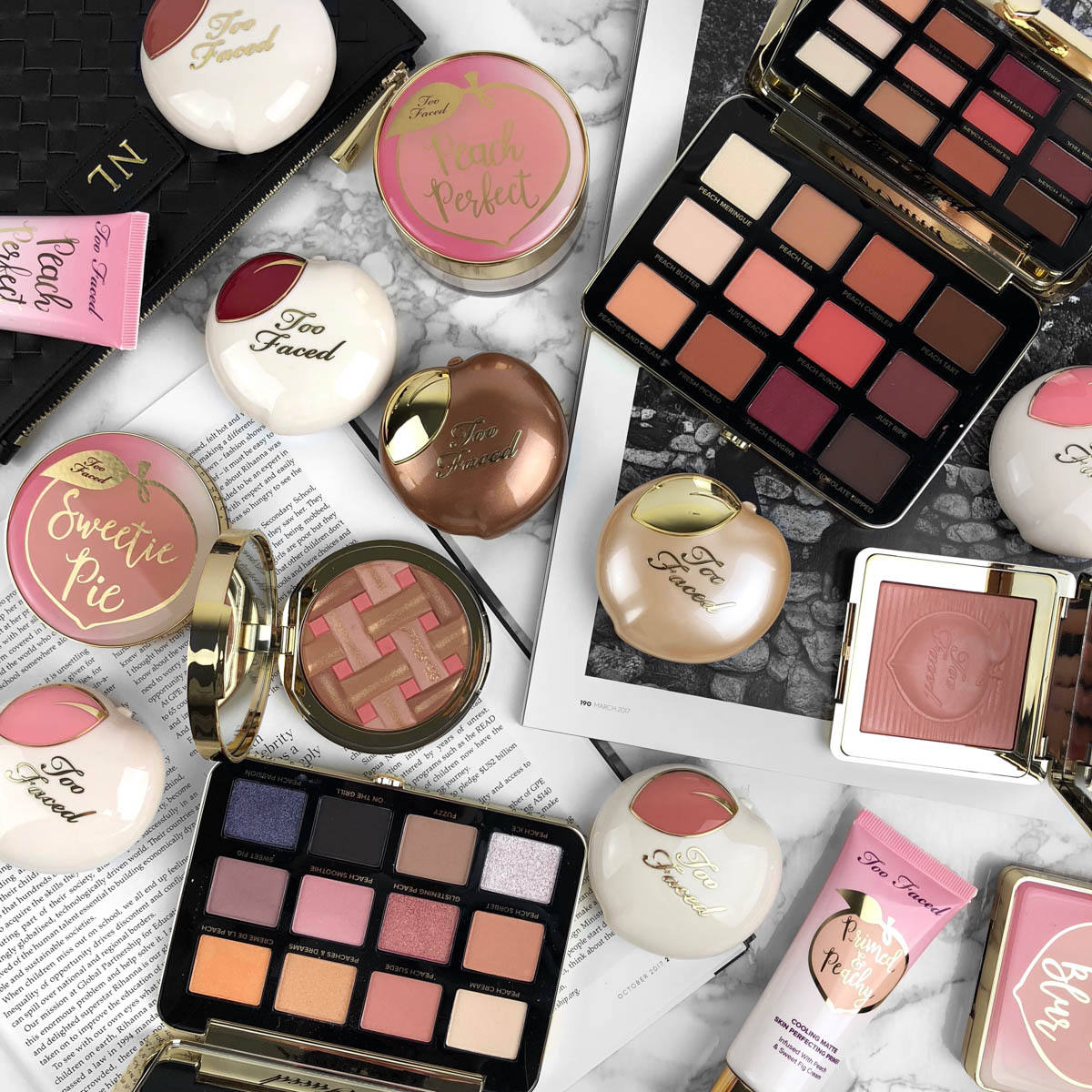 Best Too Faced Cosmetics Products