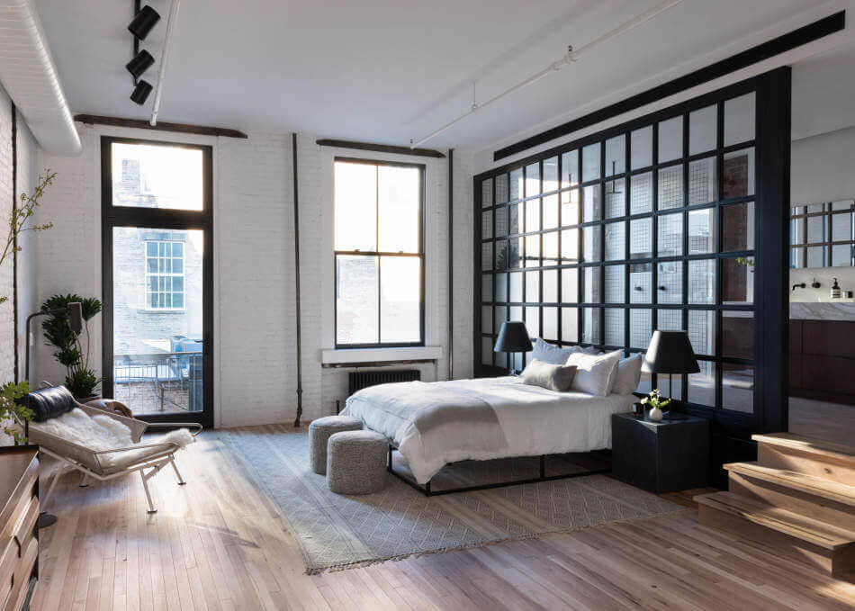 Interior Envy Soho Loft From Luxe With Love