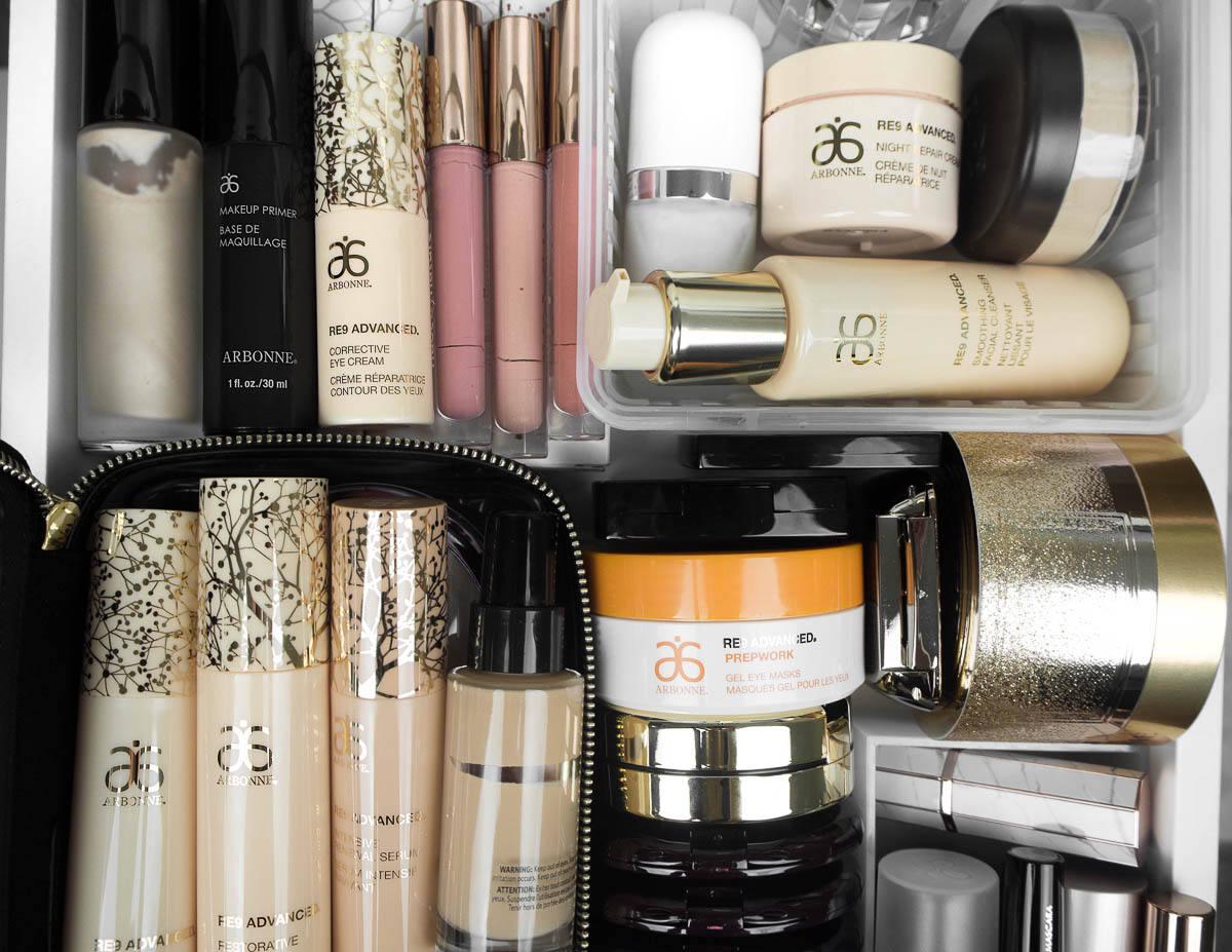Beauty Drawer Organisation Declutter