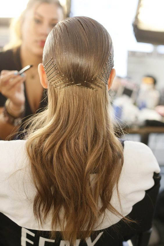 Hair Clip Trend