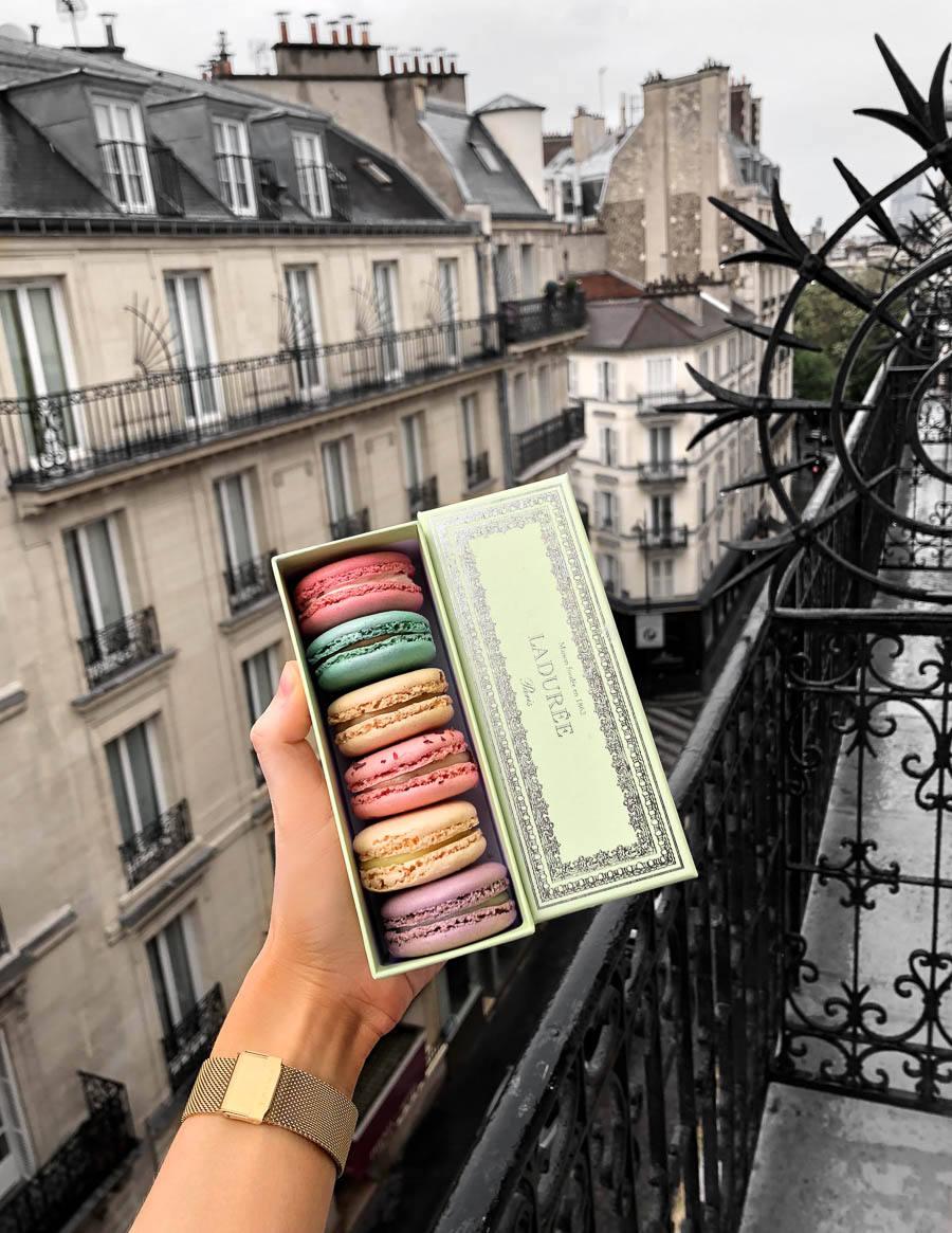 Laduree Macarons Paris