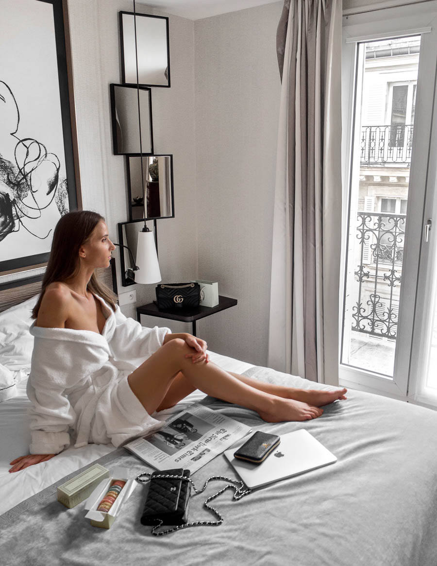 Hotel Bamoral Paris Luxury Hotel