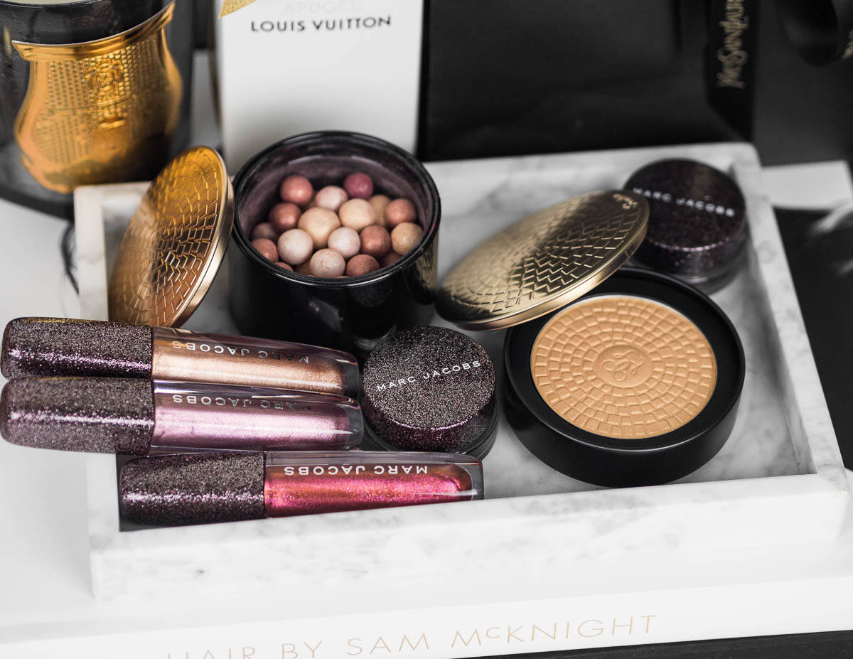 Guerlain Goldenland Marc Jacobs Beauty Holiday Collection