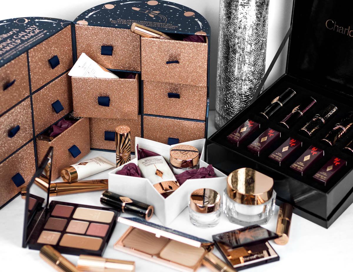 Charlotte Tilbury Holiday Christmas Gift Sets Makeup
