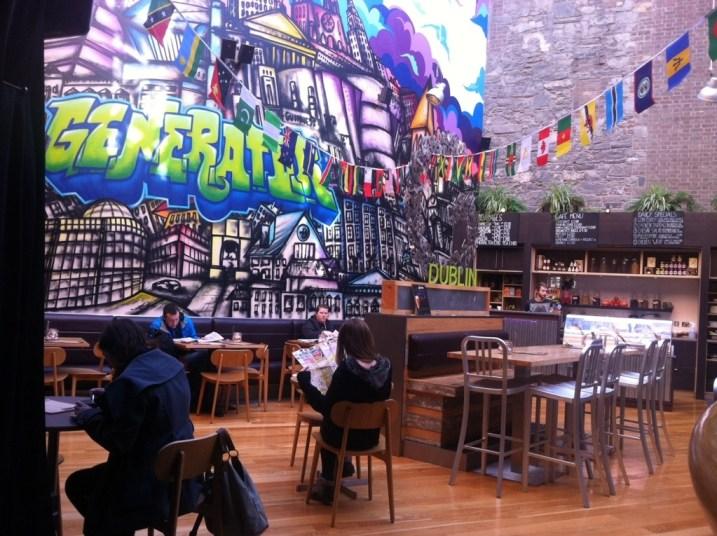 Generator Hostel, Dublin