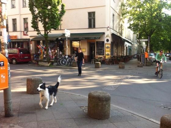 Kreuzberg, um bairro onde me senti em casa. Pela sua descontracção e autenticidade