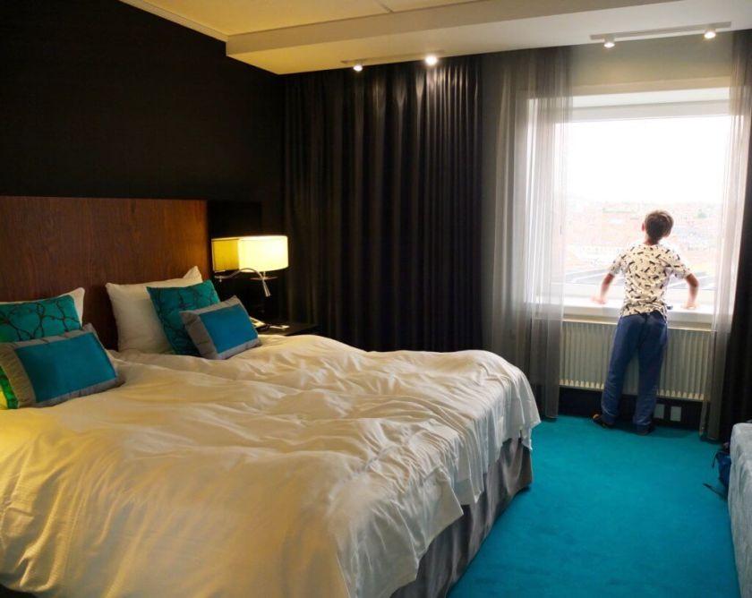 Radisson Blue Room