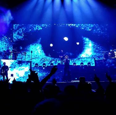 Wembley Arena 2016