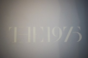 Close up of the box cover
