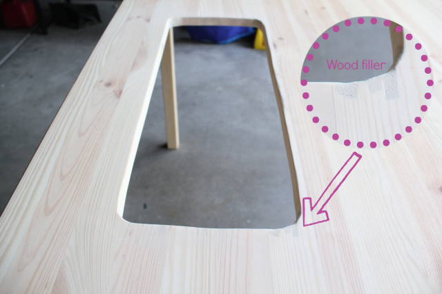 DIY IKEA Sewing Table Tutorial   From Marta With Love