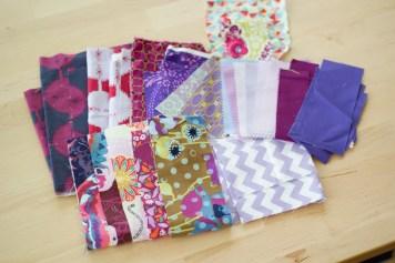 purple bundle - $8.13
