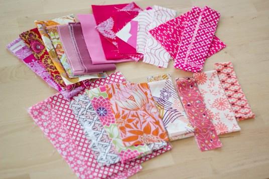 pink bundle - $8.75