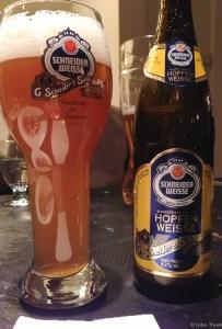 My favorite beer at Himmel Haus