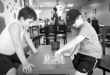 Chess and Crepes