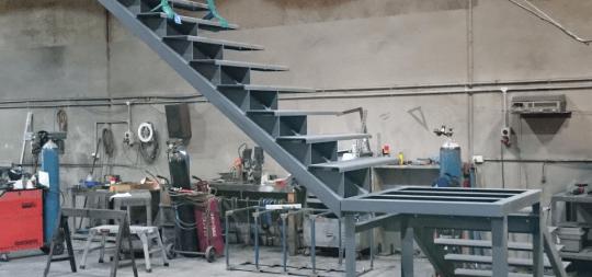 Производство компании Металлист