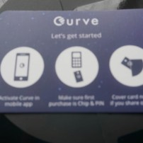 Curve card help