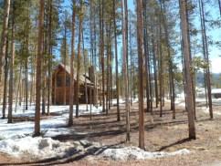 Cabins at Devils Thumb Ranch