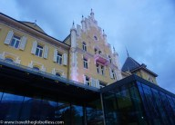 Grand Hotel Billia reception
