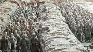 Terracotta Warriors Pit