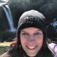 Snoqualmie Falls and some selfie taker!