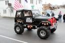 I love the decorations on this Jeep.