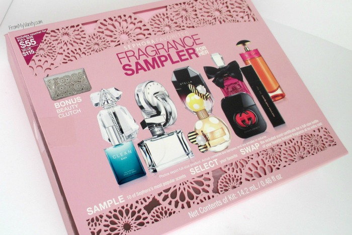 Sephora Fragrance Sampler for Her - is it Worth Getting | FromMyVanity.com