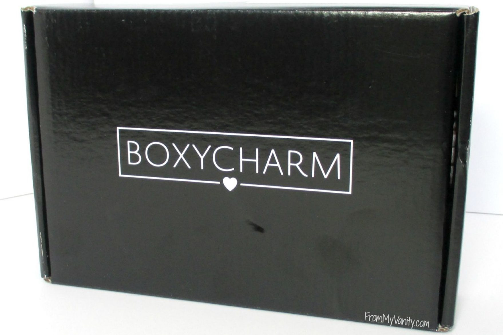 BoxyCharm's September Unboxing // Packaging // From My Vanity