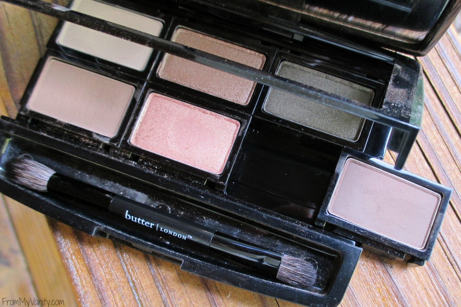 Butter London NEW Shadow Clutch Palette // Switch Eyeshadow Colors // FromMyVanity.com
