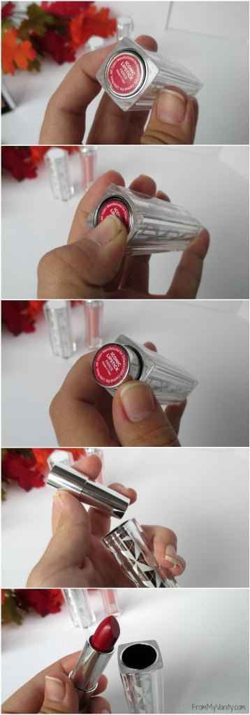 One Brand Tutorial & Review // The EDGE Beauty // Opening lipsticks // #edgebeauty #packaging #ladykaty92 FromMyVanity.com