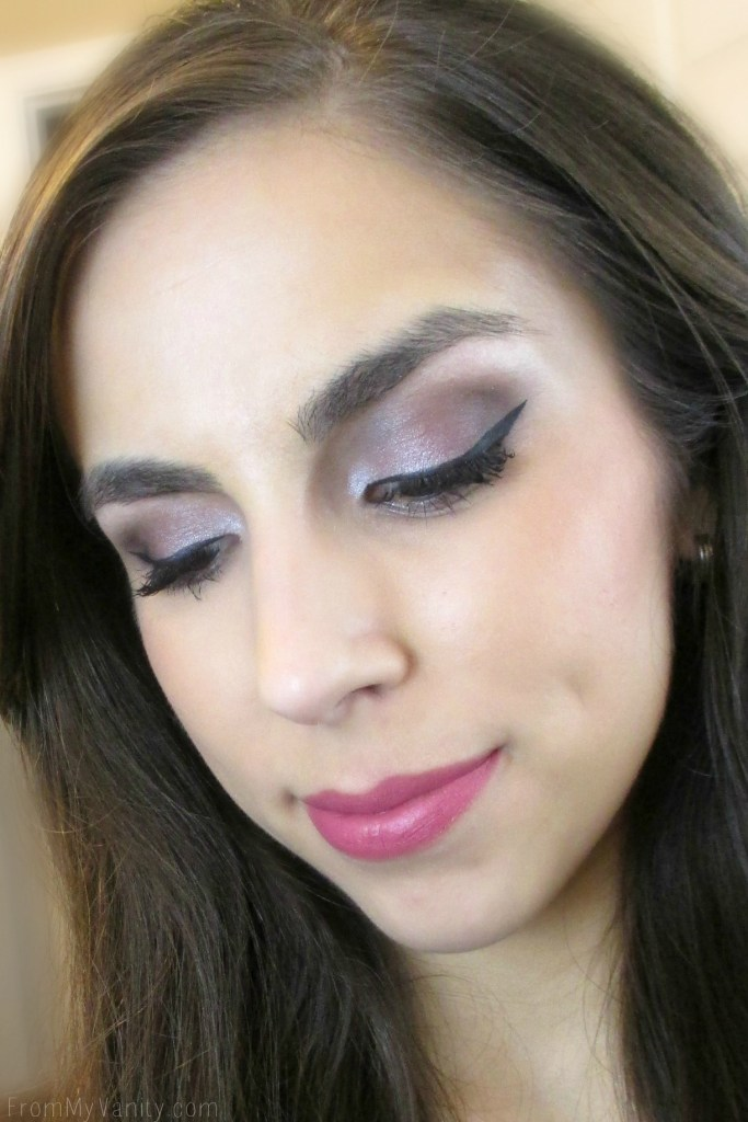 Soft & Smoky Valentine's Day Tutorial // Looks to Love // Easy Step-by-Step tutorial // Final Results // FromMyVanity.com