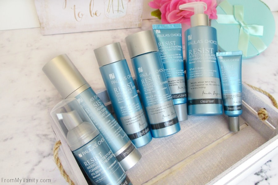 Paula's Choice RESIST Super Skincare Kit sounds great, I need to try their skincare soon!