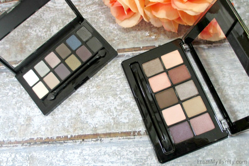 New Drugstore Palettes | Maybelline Rock the Nudes & Revlon ColorStay Not Just Nudes palettes | FromMyVanity.com