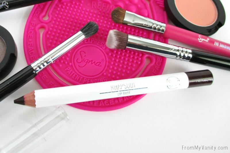 Sigma Beauty Lip Base!