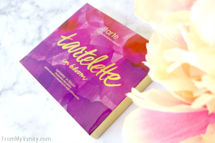 Tartelette In Bloom -- perfect for spring!