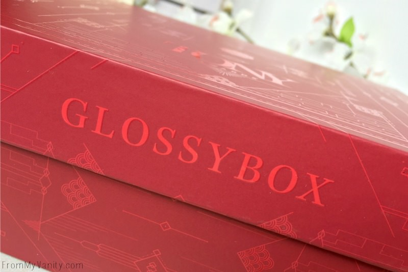 Glossybox themed their June box around the Tony Awards!