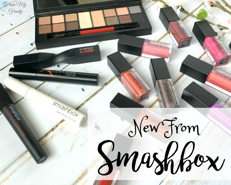 New Products from Smashbox! Yay!