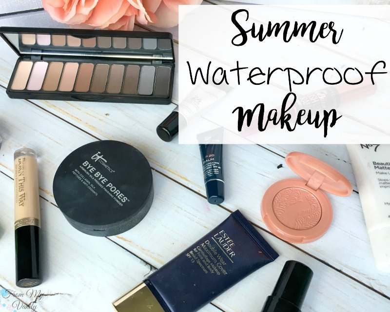 Summer Waterproof Makeup Collab with The Beauty Section