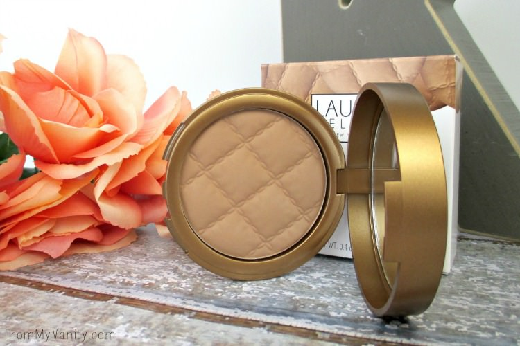 Gotta love the packaging of this Laura Geller bronzer!